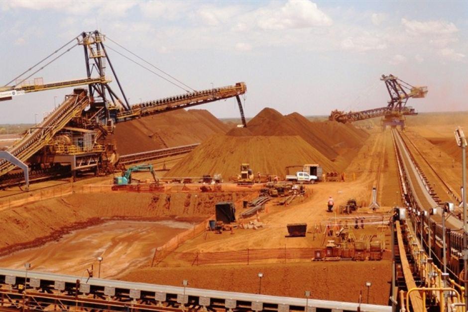 Pilbara Mining Site