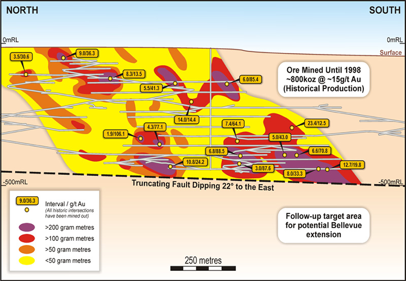 Tarcoola gold consolidating debt